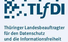 Logo Thüringer Landesbeauftrager für den Datenschutz und die Informationsfreiheit