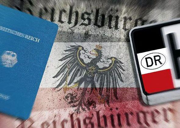 Symbolbild Reichsbürger