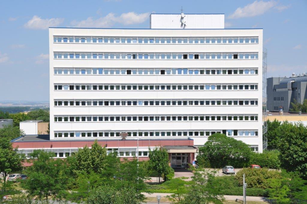 Dienstgebäude des Thüringer Verfassungsschutzes in Erfurt