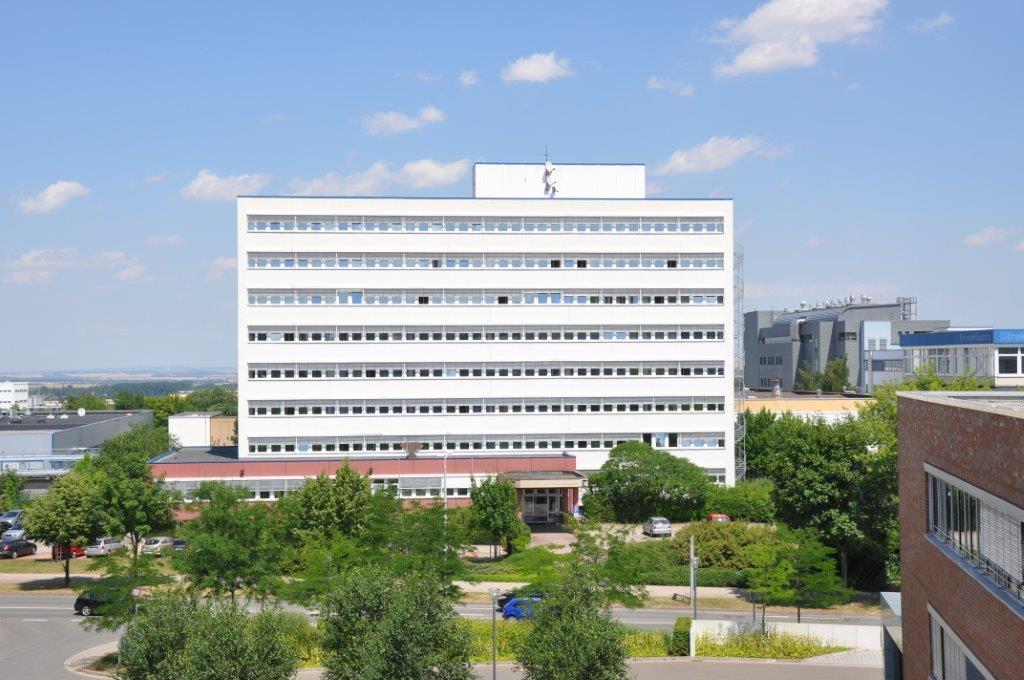 Dienstgebäude des Thüringer Verfassungsschutzes in Erfurt, Quelle: AfV